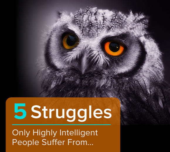 These are the common traits of highly intelligent people ... |Overly Intelligent People