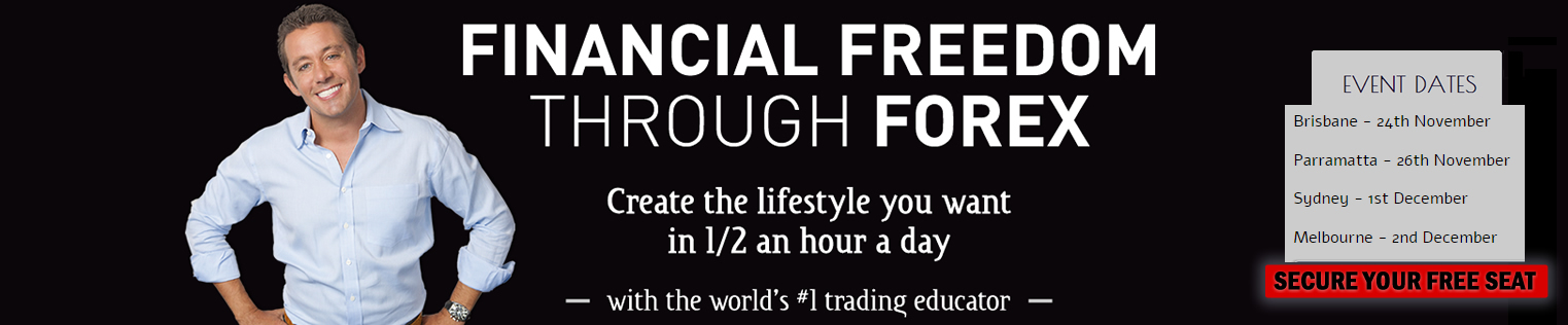 Greg Seckers Forex Trading